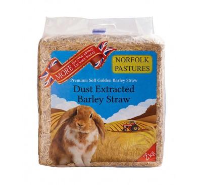 Norfolk Pastures Dust Free Straw Economy 2kg