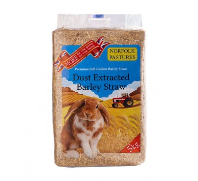 Norfolk Pastures Dust Free Straw 5kg