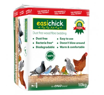 Easichick Dust Free Bedding 10kg