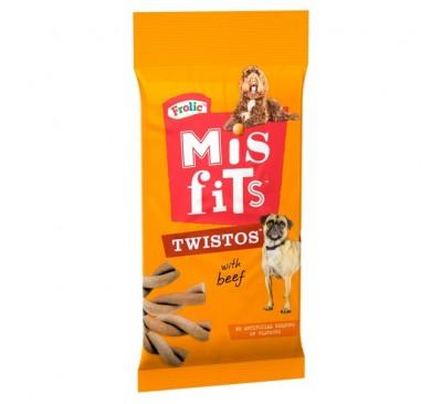 Misfits Twistos with Beef 105g