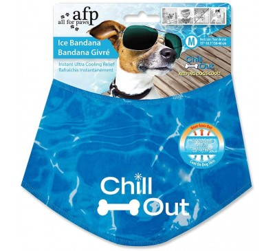 All for Paws Chill Out Ice Bandana M (38-46cm)