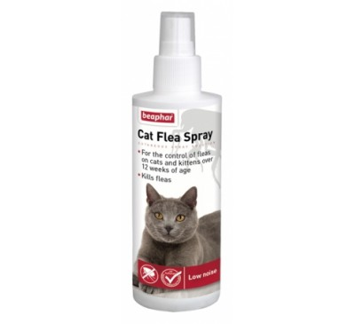 Beaphar Cat Flea Spray 150ml