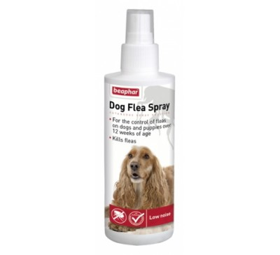 Beaphar Dog Flea Spray 150ml