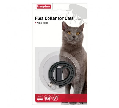 Beaphar Flea Collar for Cats 35cm
