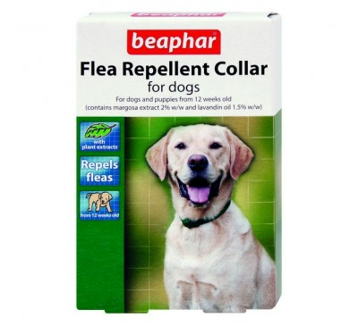 Beaphar Flea Repellent Dog Collar 65cm