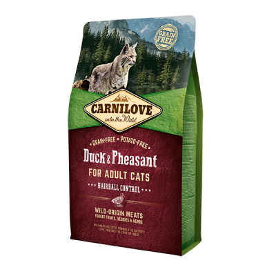 Carnilove Duck & Pheasant Adult Cat 400g