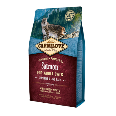 Carnilove Salmon Adult Cat 400g