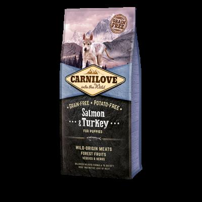 Carnilove Salmon & Turkey Puppy 1.5kg