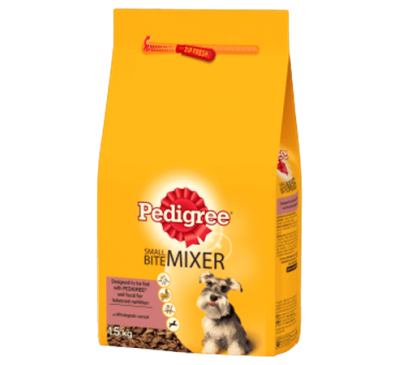 PEDIGREE® Small Bite Mixer Original 1.5kg
