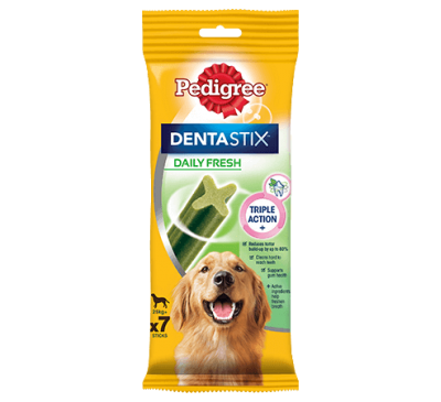 PEDIGREE® Dentastix® Fresh Large 7pk