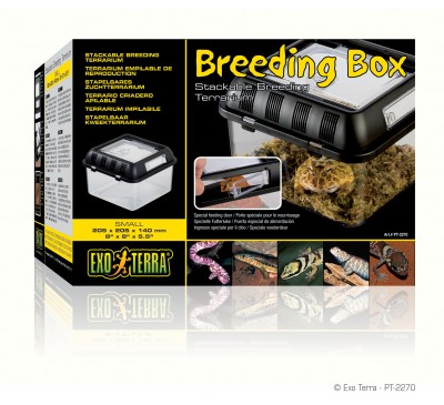 Exo Terra Breeding Box Small