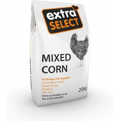 Extra Select Mixed Corn 20kg Bag