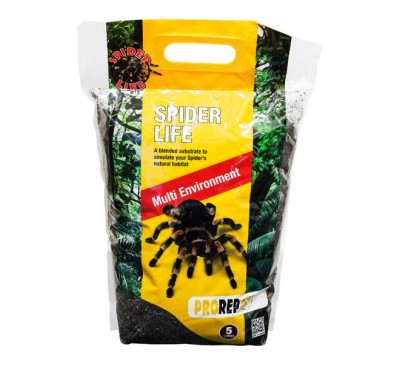 ProRep Spider Life Substrate 5L/10L
