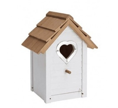 Gardman Decorative Heart Nest Box