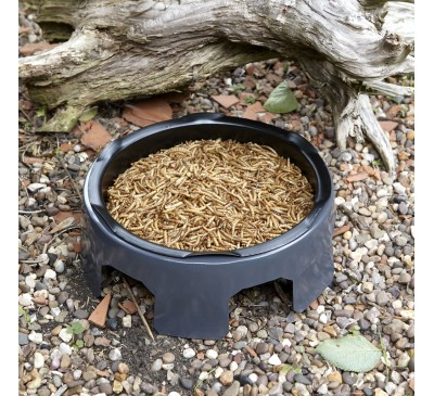 Peckish Metal Ground Feeder Tray