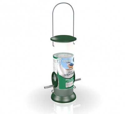 Peckish All-Weather Seed Feeder 23cm