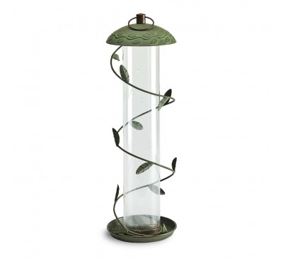 Peckish Secret Garden Spiral Finch Feeder