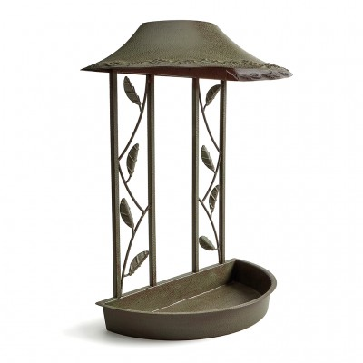 Peckish Wall Hanging Bird Table