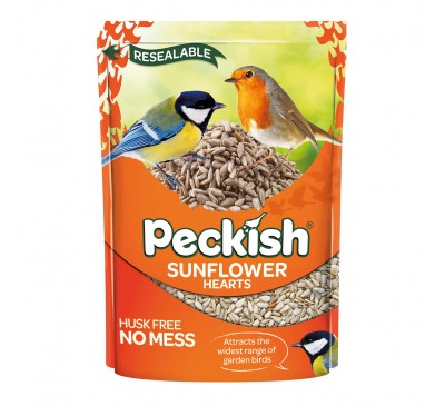 Peckish Sunflower Hearts 1kg