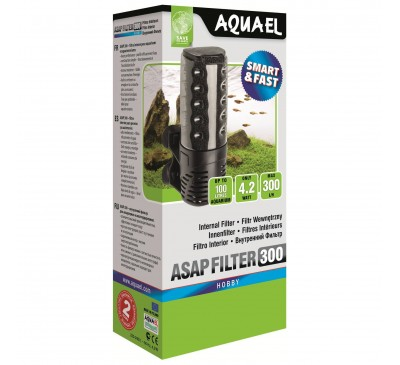 Aquael ASAP Internal Filter 300