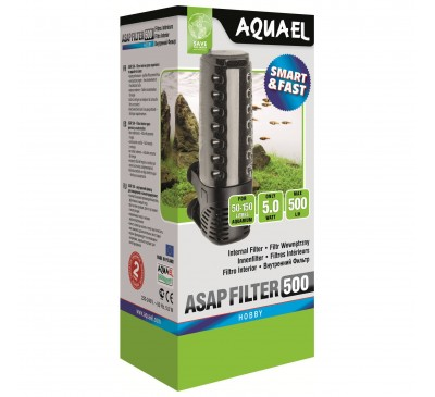 Aquael ASAP Internal Filter 500