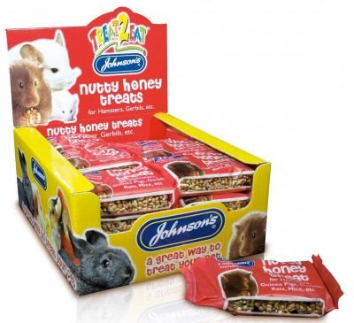 Johnson's Treat2eat Nutty Honey Treat 50g