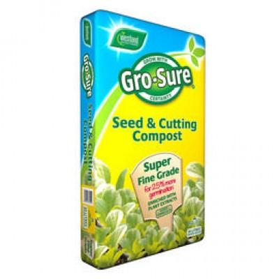 Westland Gro-Sure Seed Cut Compost 30L
