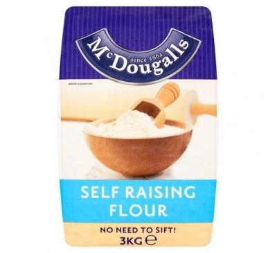 McDougalls Self Raising Flour 3kg