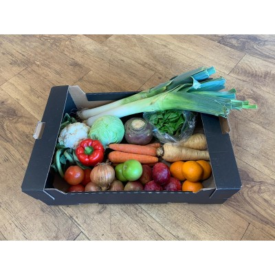 Essential Fruit & Veg Box One
