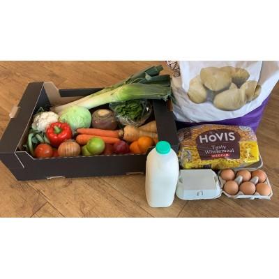Essential Fruit & Veg Box Two