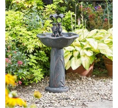Frog Frolics! Fountain