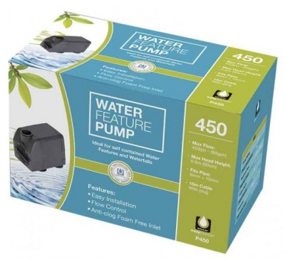 Water Feature Pump 450