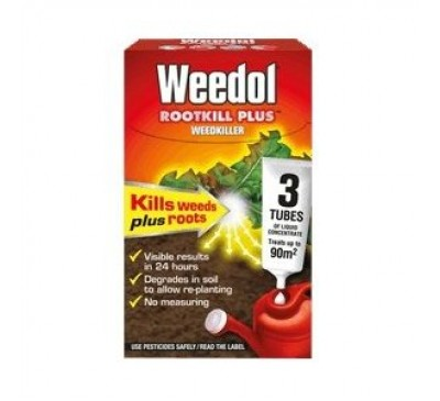 Weedol Rootkill Plus - treats 90 sq m