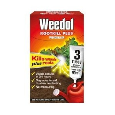 Weedol Rootkill Plus - treats 90 sq m