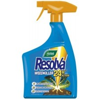 Resolva 24 hour weedkiller spray 1ltr