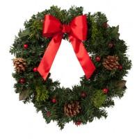 Christmas Wreath Making Workshop Baytree - Hilgay